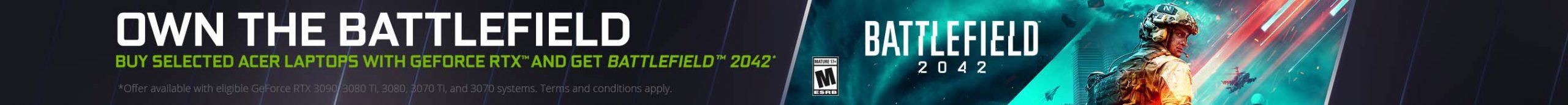 Battlefield 2042 redemption offer